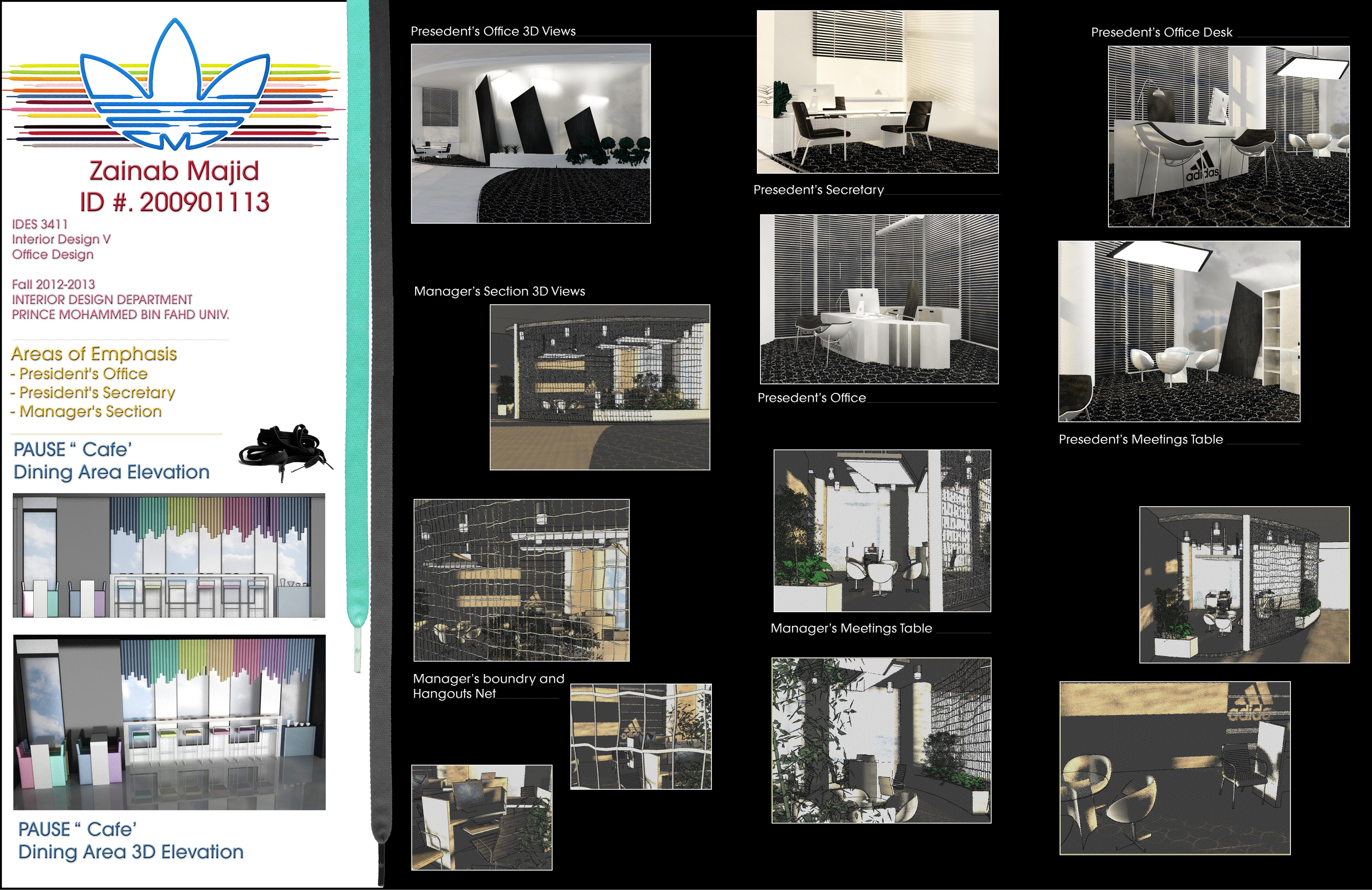 Interior Design V – Zainab Majid